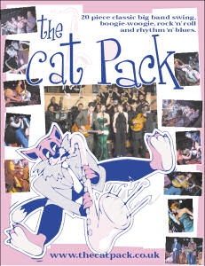 The Cat Pack 'Original' poster.